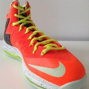 huge discount eb582 8f684 Nike Shoes - Nike Lebron 10 P.S Elite